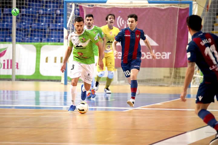 J26 Palma VS Levante