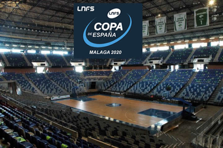 La Copa 2020 se jugara en Malaga