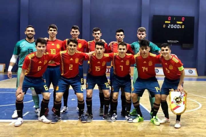 España Sub 19 clasificada para el Europeo