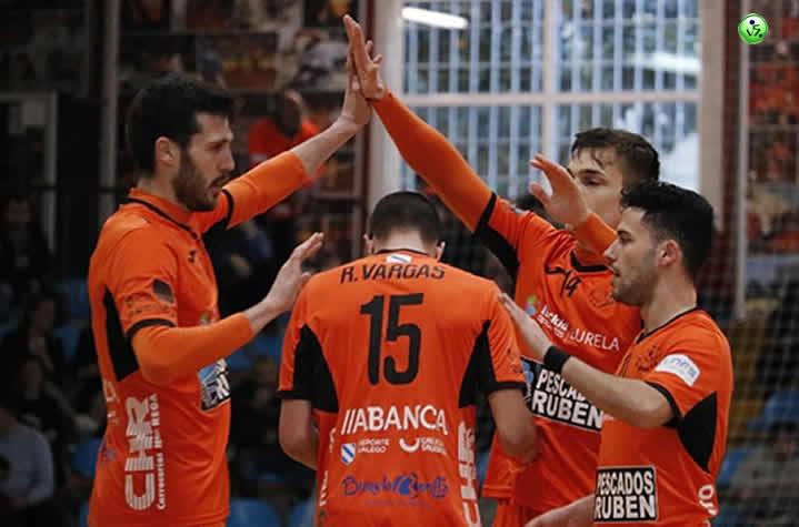 El Burela asciende a Primera Division