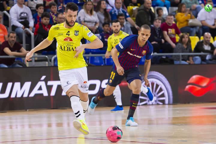 J29 LNFS Barcelona VS Valdepeñas