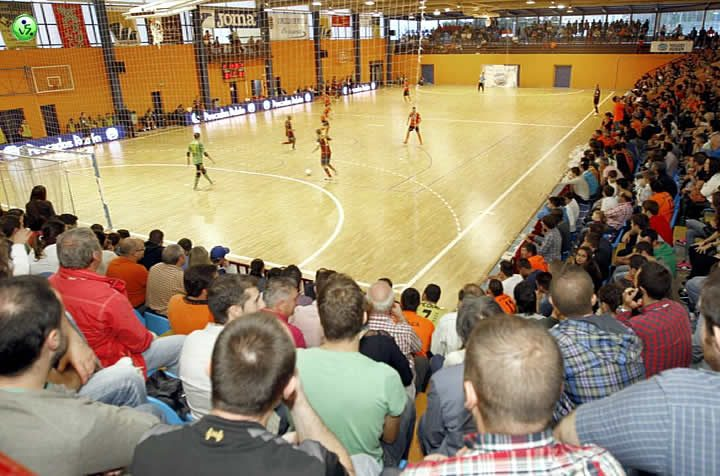 La Copa de España Femenina en Burela