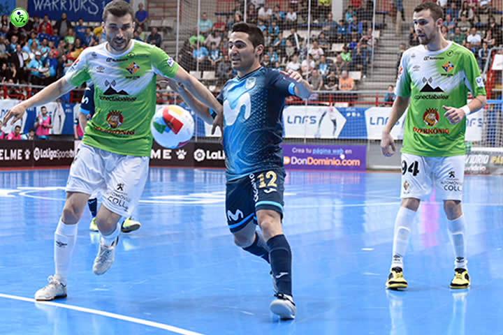 Play Off Cuartos J2 Inter VS Palma