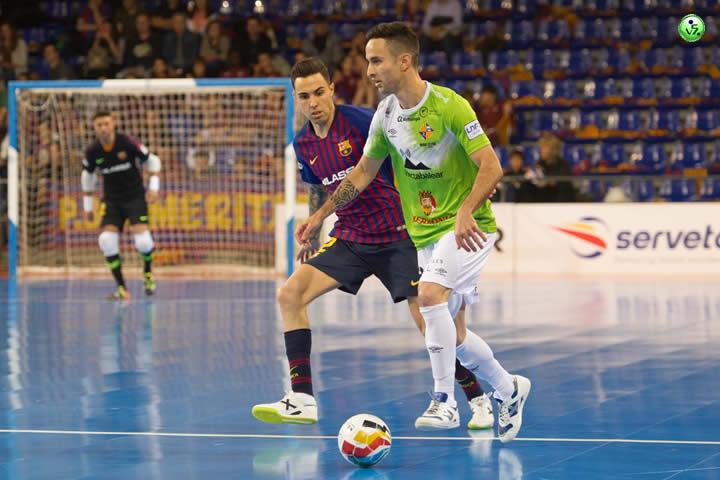 Los penaltis condenan al Palma Futsal