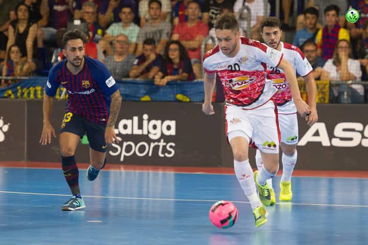 FC Barcelona campeon de Liga