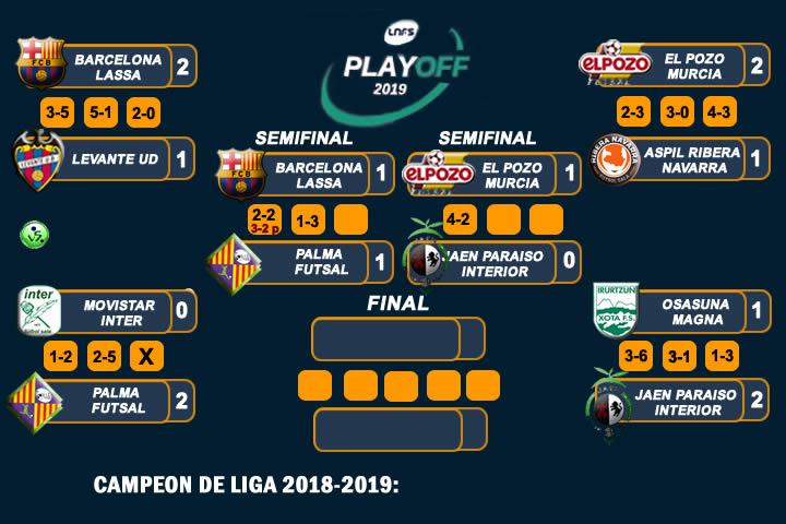 Palma Futsal fuerza el tercer partido