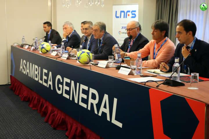 La LNFS aprueba los calendarios 2019-2020