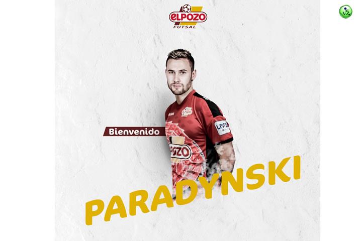 El Pozo Murcia ficha a Paradynski