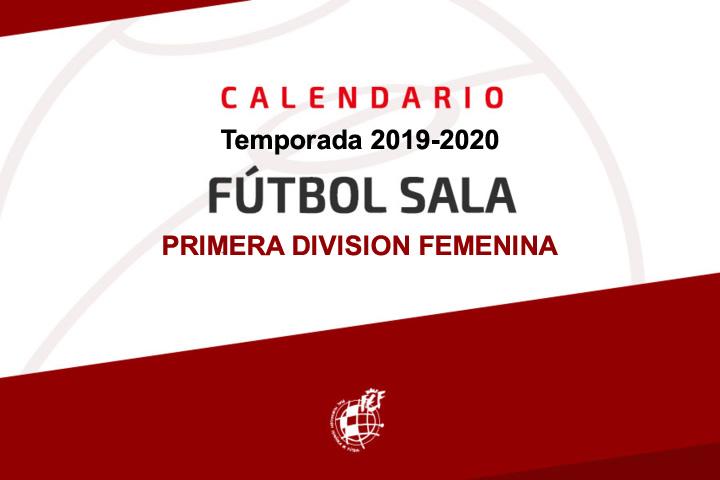 Calendario Femenino 19-20