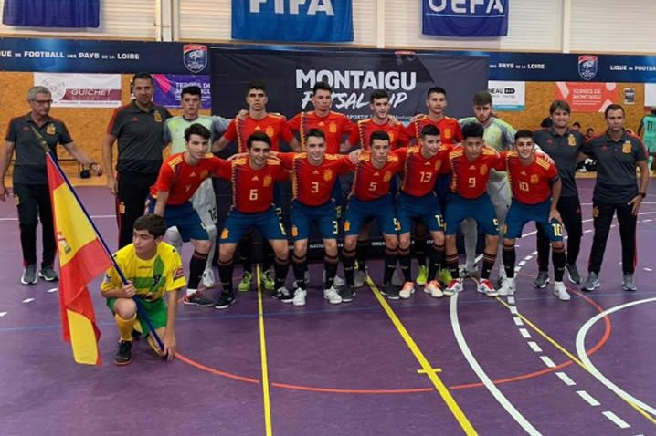 sPAIN cAMPEONA EN mONITIAGU 2019