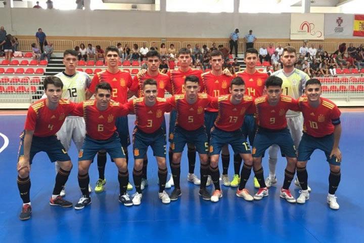 Los sub19 derrotan de nuevo a Portugal