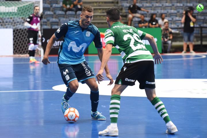 Tablas entre Inter y Sporting en Portimao