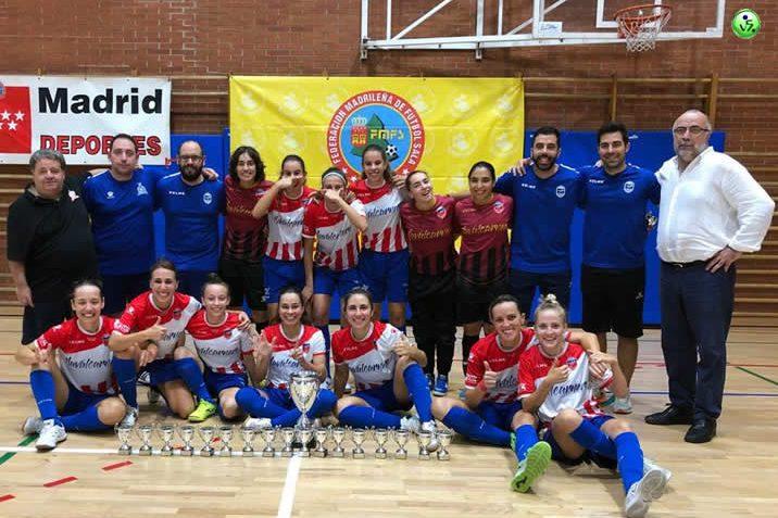 Futsi Campeon Madrid 2019