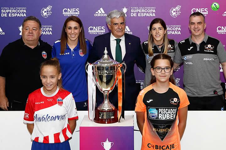 Presentada la Supercopa Femenina