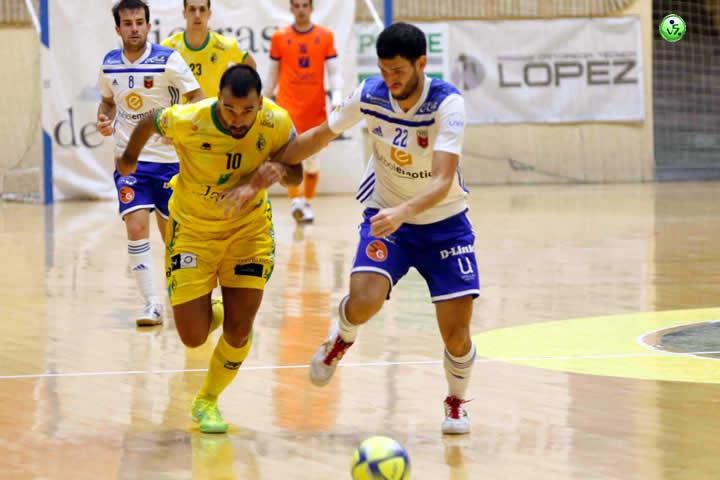 J5 LNFS Jaen VS Zaragoza