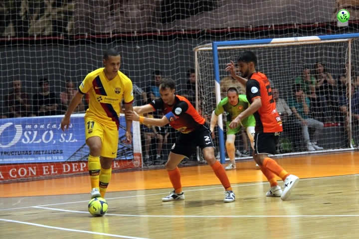 J5 LNFS Ribera VS Barcelona