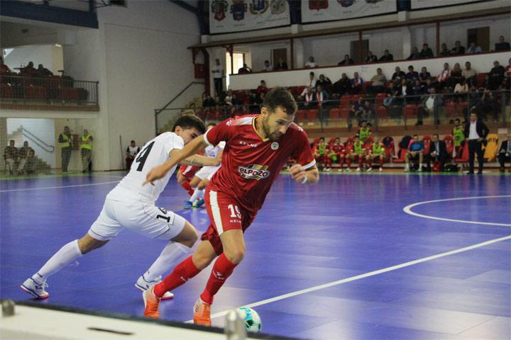 Pozo-Kairat-UEFA Futsal
