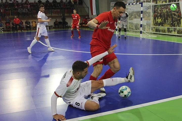 UEFA FUTSAL: POZO vs KPF