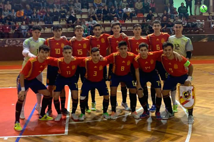 España Sub 17 2019