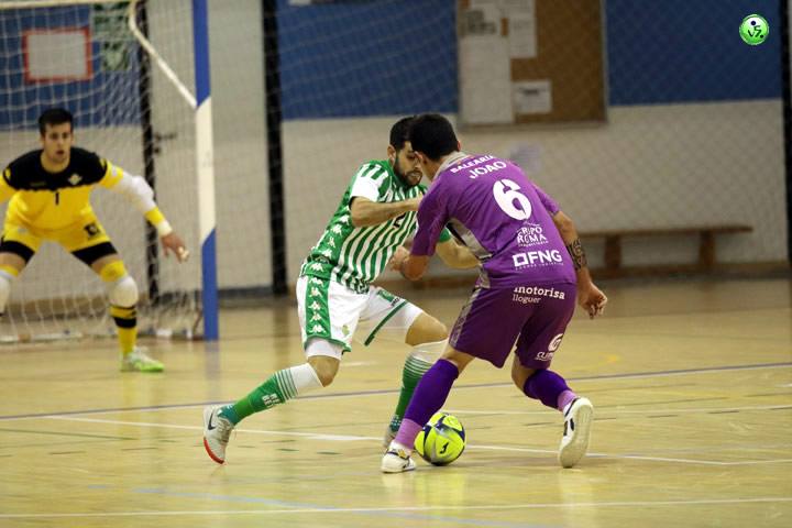 Copa rey Betis VS Palma