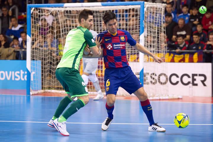 J12 LNFS Barcelona VS Inter