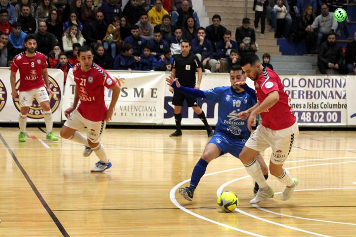 J12-LNFS Peñiscola VS Valdepeñas