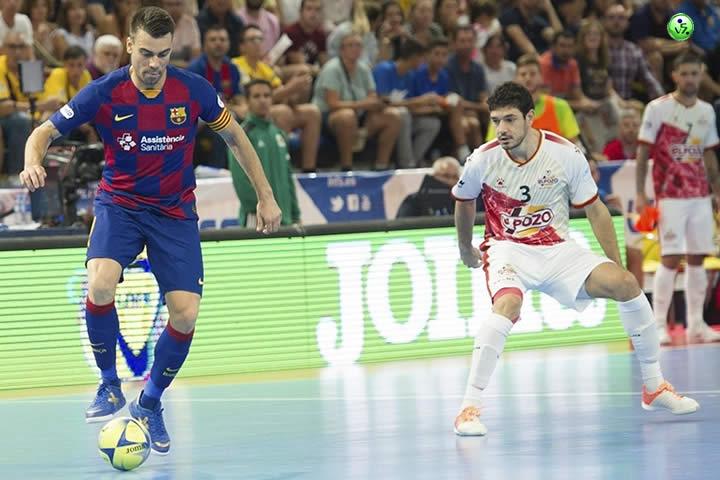 El FC Barcelona se alza con el clasico