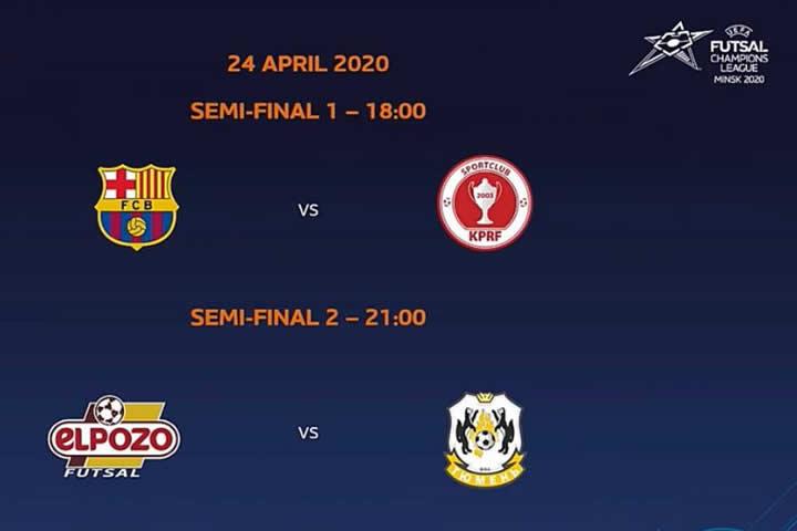 Final four Futsal 2020