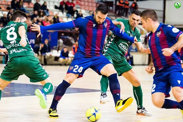 J20-LNFS Levante VS Osasuna