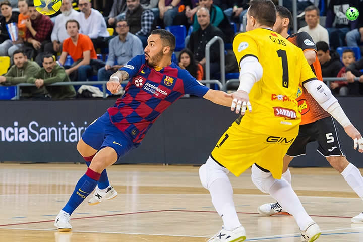 J20 LNFS BARCELONA vs RIBERA