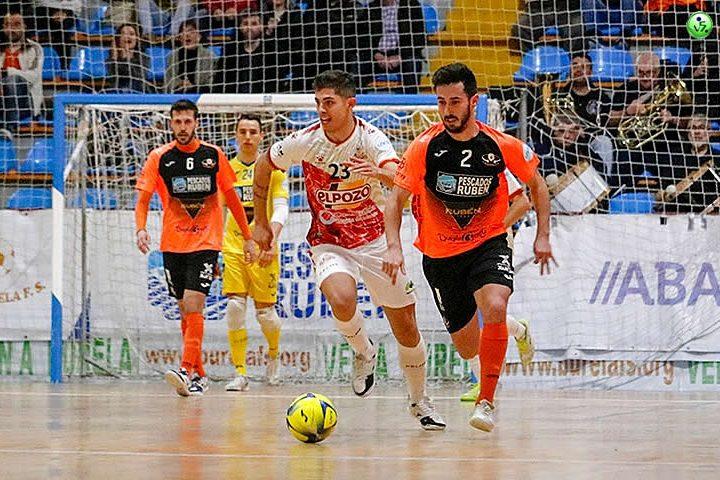 J21 LNFS Burela VS ElPozo
