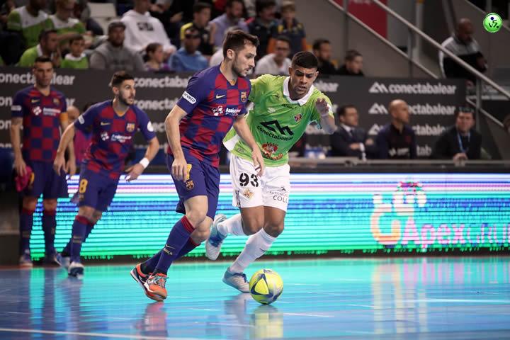 J21 LNFS Palma VS Barcelona