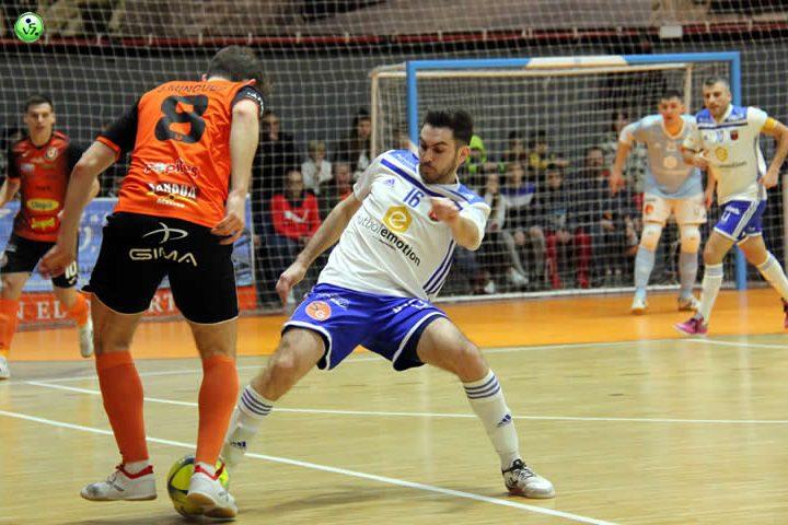 J21 LNFS Ribera VS Zaragoza