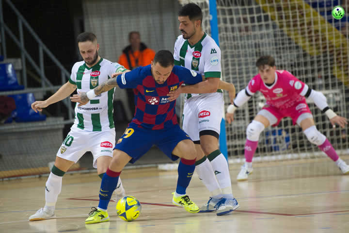 J22 LNFS Barcelona VS Cordoba