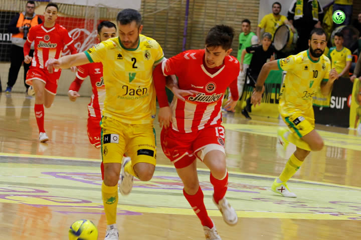 J22 LNFS Jaen VS cartagena