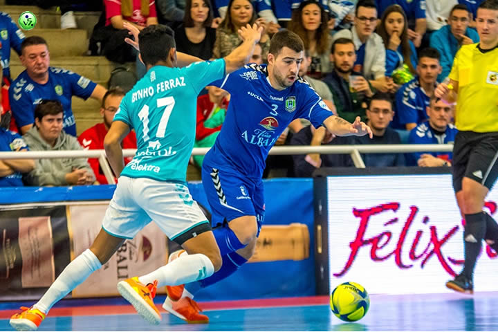 J22 LNFS Valdepeñas VS Osasuna