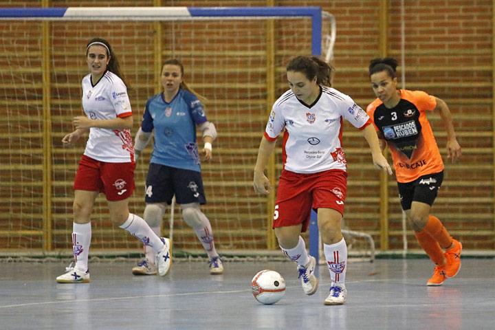Finalistas Copa de la Reina femenina