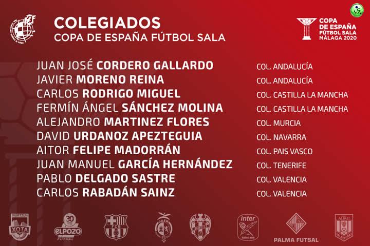 arbitros-para-la-copa-españa-2020