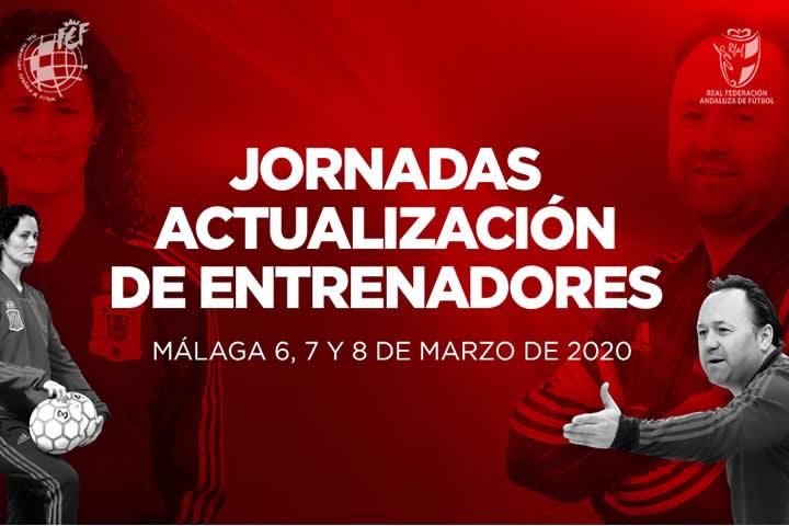 jornadas entrenadores copa spain 2020
