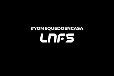 #YoMeQuedoEnCasa LNFS