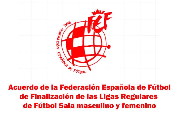 Aprobacion para finalizar las Ligas de Futsal