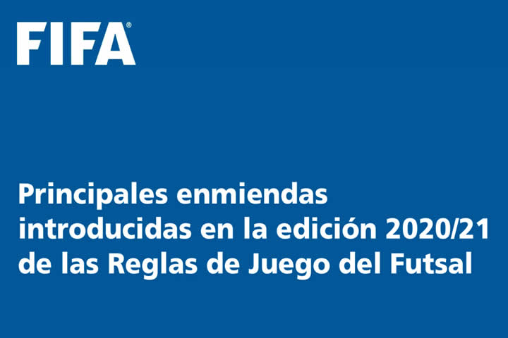 Modificacion Reglas FIFA 2020-2021