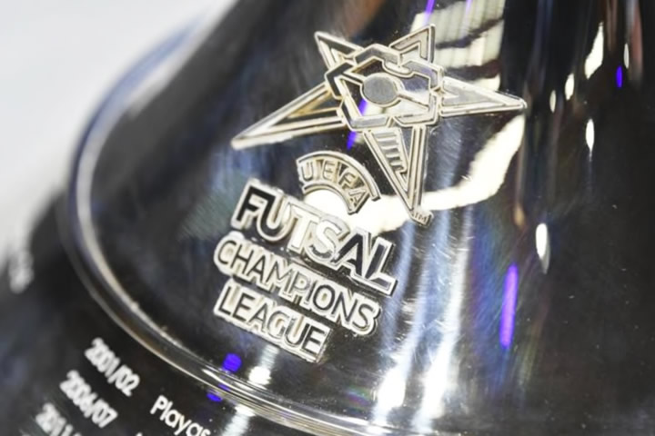 fase final champion league futsal