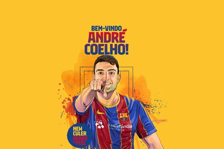 Andres Cohelo Barcelona