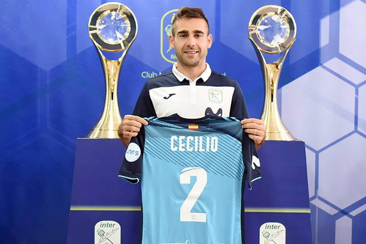 CECILIO INTER