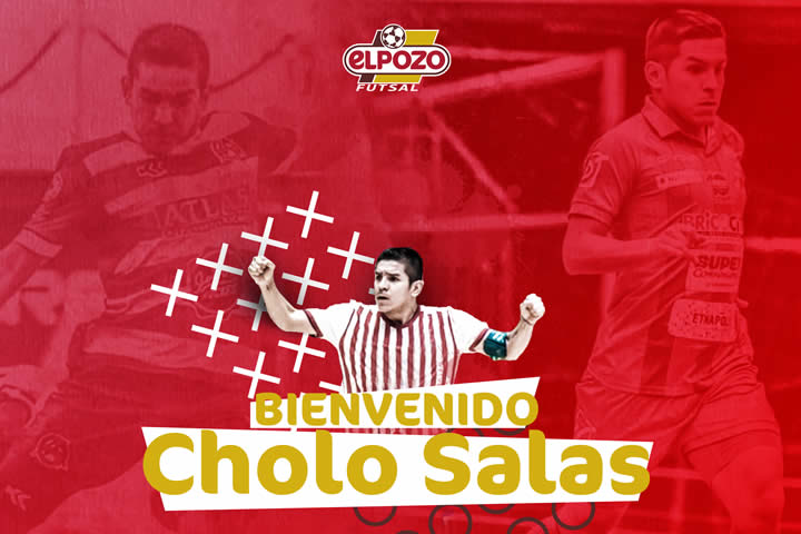 Cholo Salas Pozo