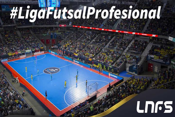 La LNFS reclama ser Liga Profesional