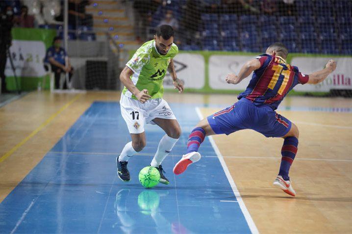 Atrasado Palma VS Barcelona