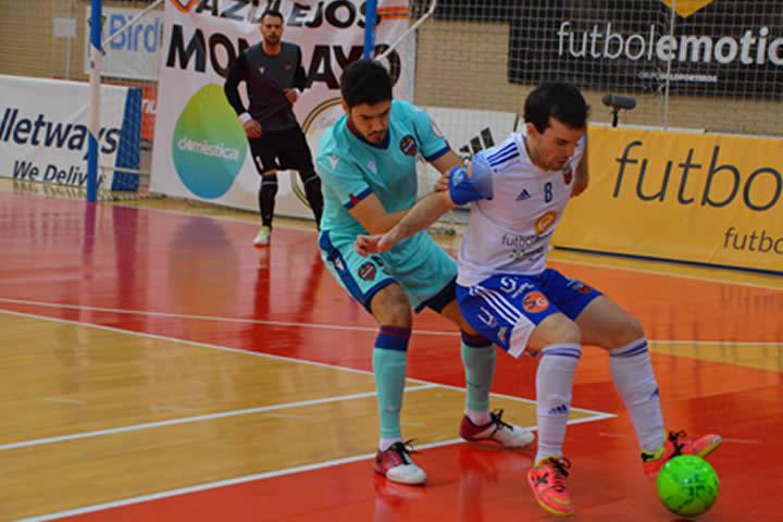 J17 Zaragoza VS Levante