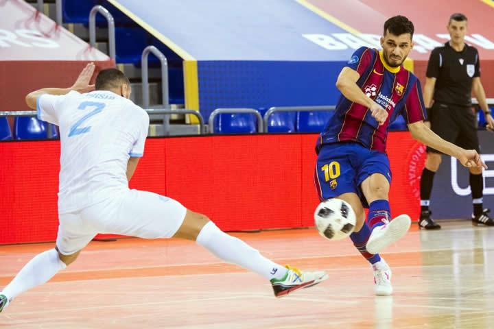 UEFA BARCELONA vs PRISHTINA